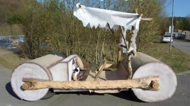 After the failure of the Chevy Volt, Obama proposes a new eco-friendly vehicle for GM to manufacture.....