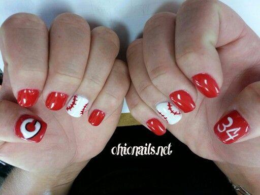 Cincinnati Reds Nail