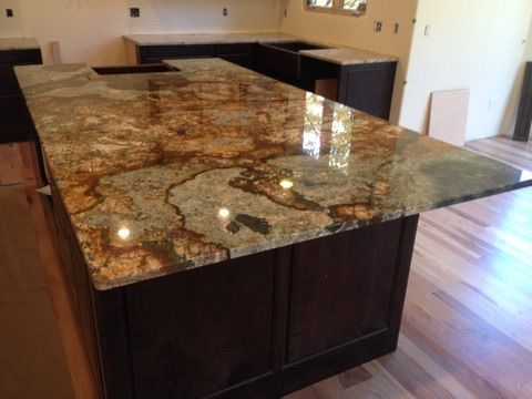 Superieur Atlas Granite Upstairs Kitchen Reno