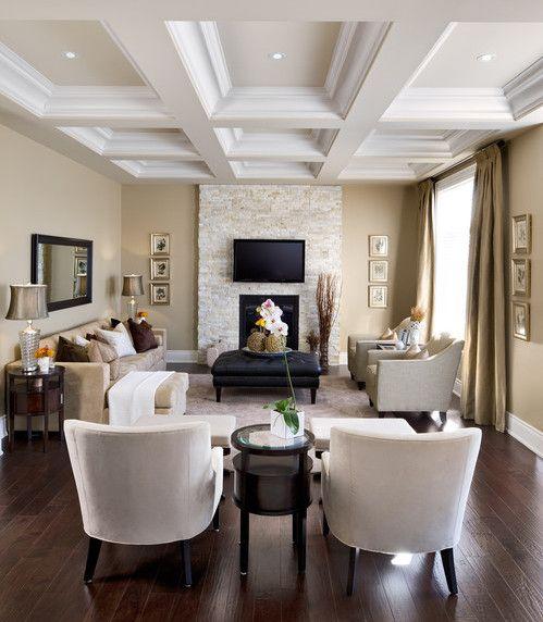 beige wandfarbe-Jane Lockhart interior Design Living Spaces + - beige wandfarbe