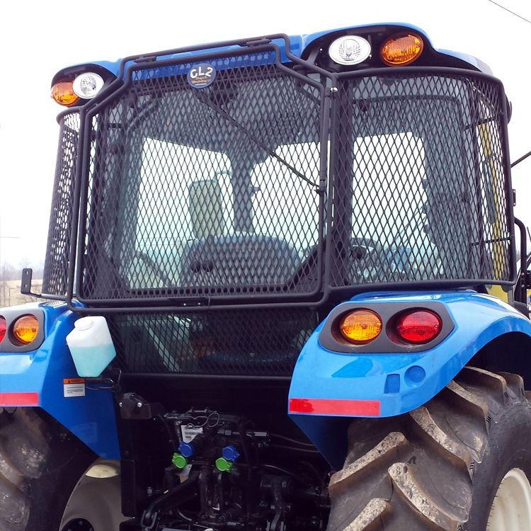 Protective Cage for New Holland T5 Series Cab Tractors