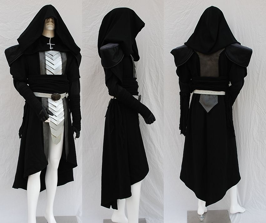 eaac1e85a6 Sith Lord Custom Costume -A costume the James could wear for his character  in the movie.