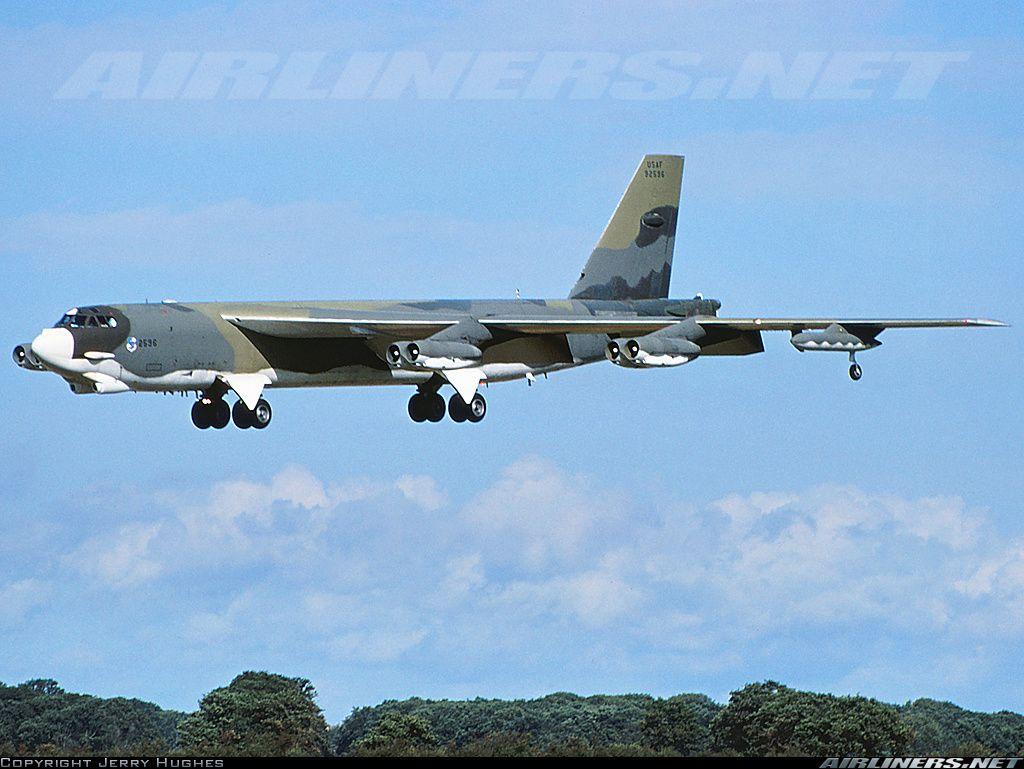 Boeing B-52G Stratofortress aircraft | Boeing B-52 ...