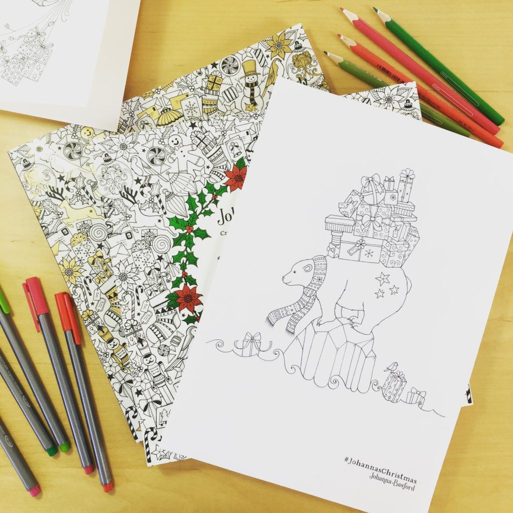Johanna S Christmas Colouring Competition Christmas Coloring Books Christmas Colors Christmas Coloring Pages