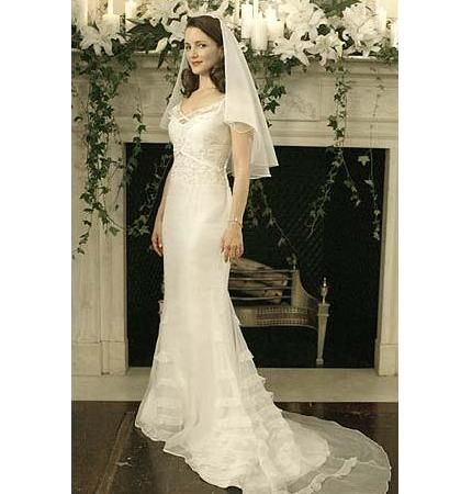 Always Loved Charlottes 2nd Wedding Dress