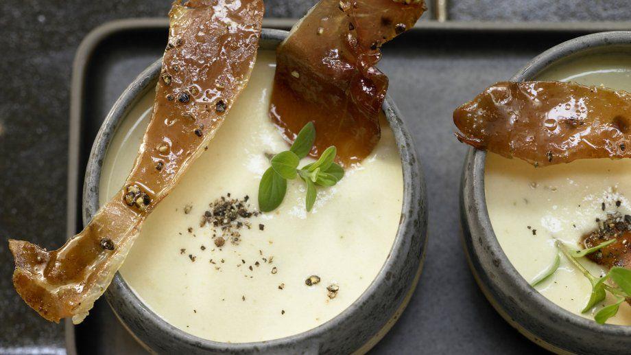 cremige pastinaken kartoffel suppe rezept pastinaken rezepte suppen kartoffel und leckere. Black Bedroom Furniture Sets. Home Design Ideas