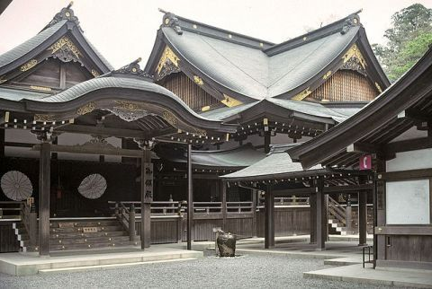 Grand Shrine of Ise(Ise-shi Mie), Japan