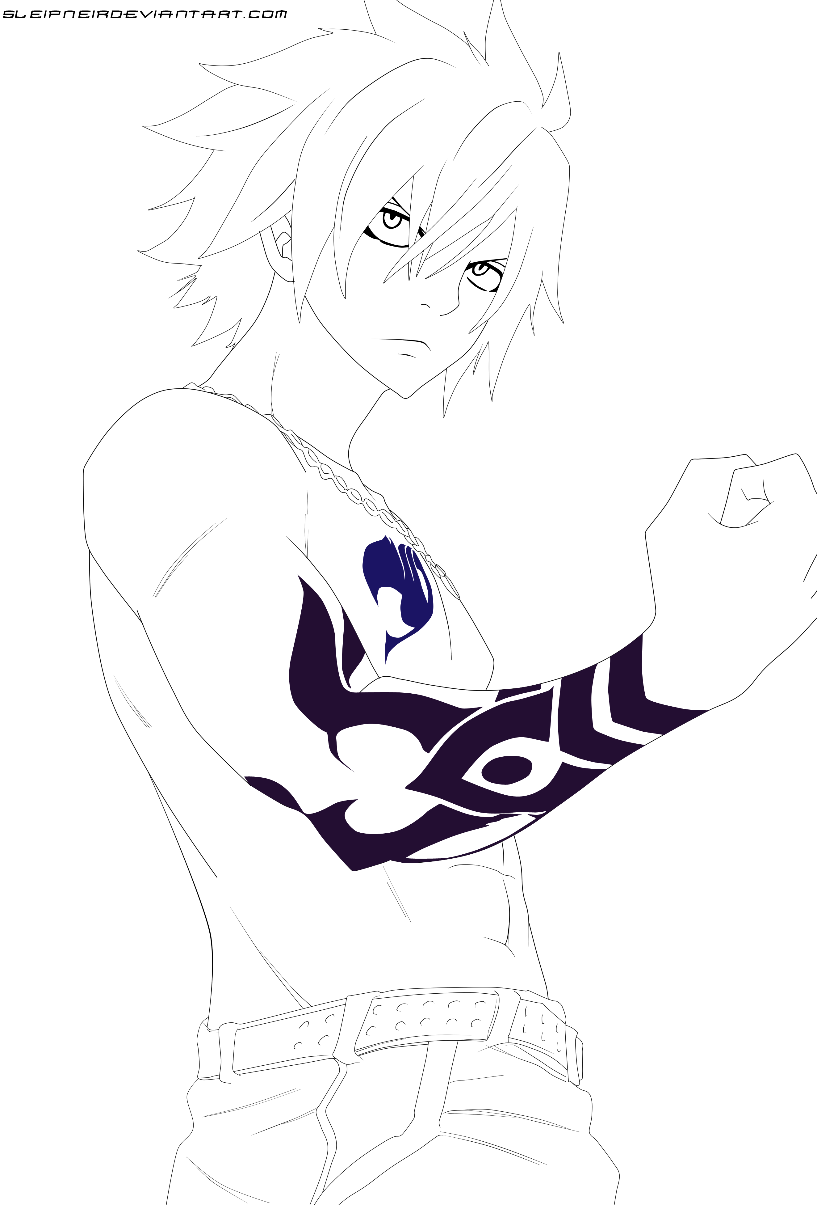 Gray Fairy Tail 394 By Sleipneir On Deviantart Fairy Tail Anime Fairy Tail Art Fairy Tail Tattoo