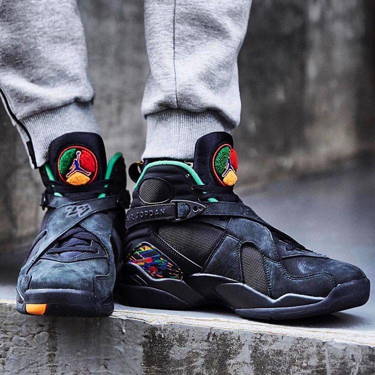 "Nike Air Jordan VIII ""Air Raid II"