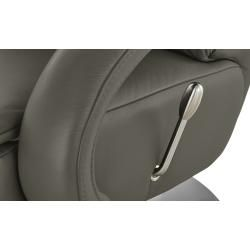 Photo of Reduced leather armchair