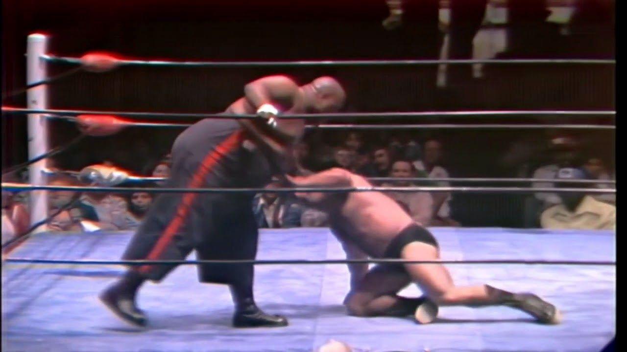 Ivan Putski Vs Abdullah The Butcher Pro Wrestling Youtube Get Directions