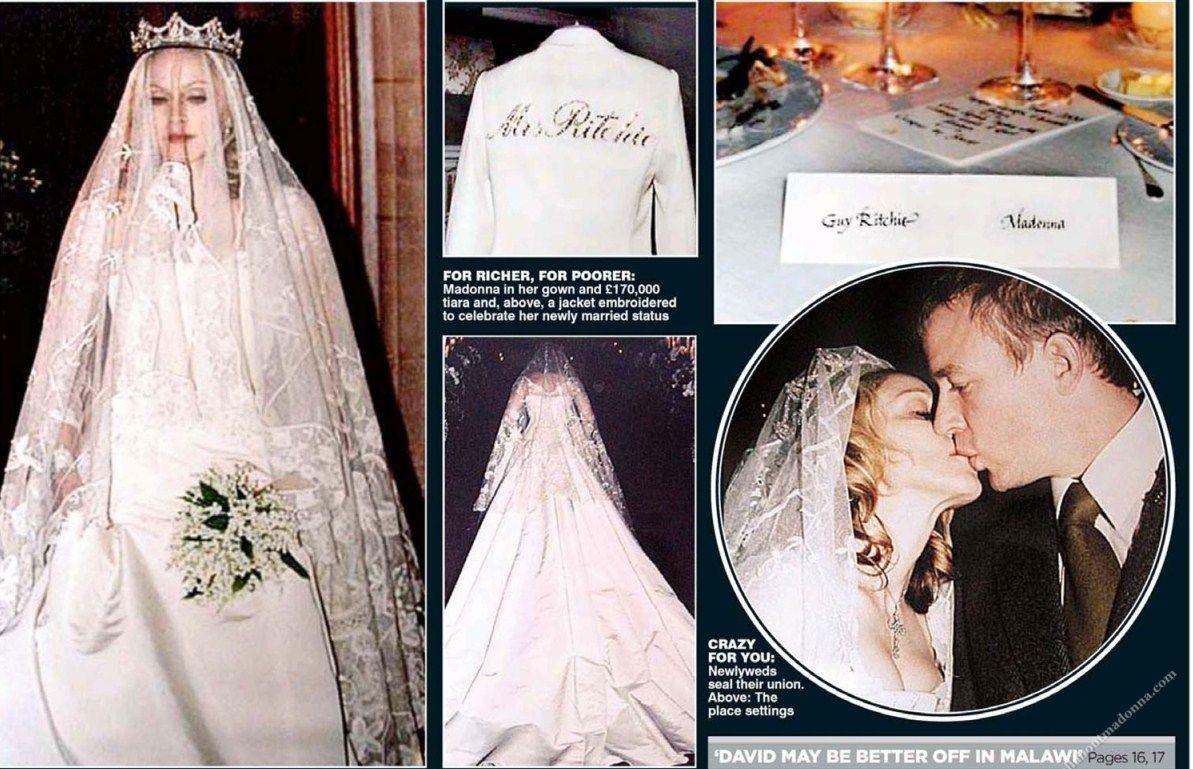 Wedding Sean Penn And Madonna Madonna Famous Couples Sean Penn