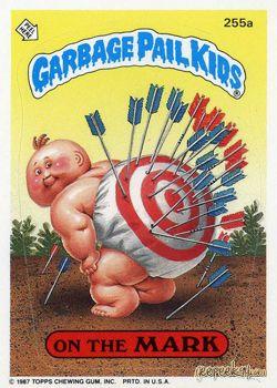 Geepeekay Com Original Series 7 Gallery Garbage Pail Kids Garbage Pail Kids Cards Kids Stickers