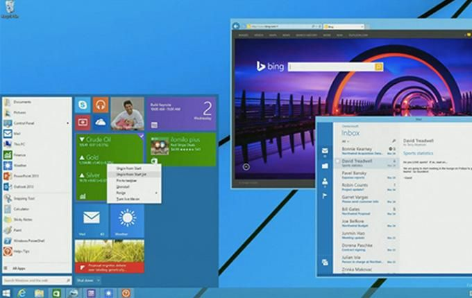 Windows 9 could be revealed as early as next week | CyberShack