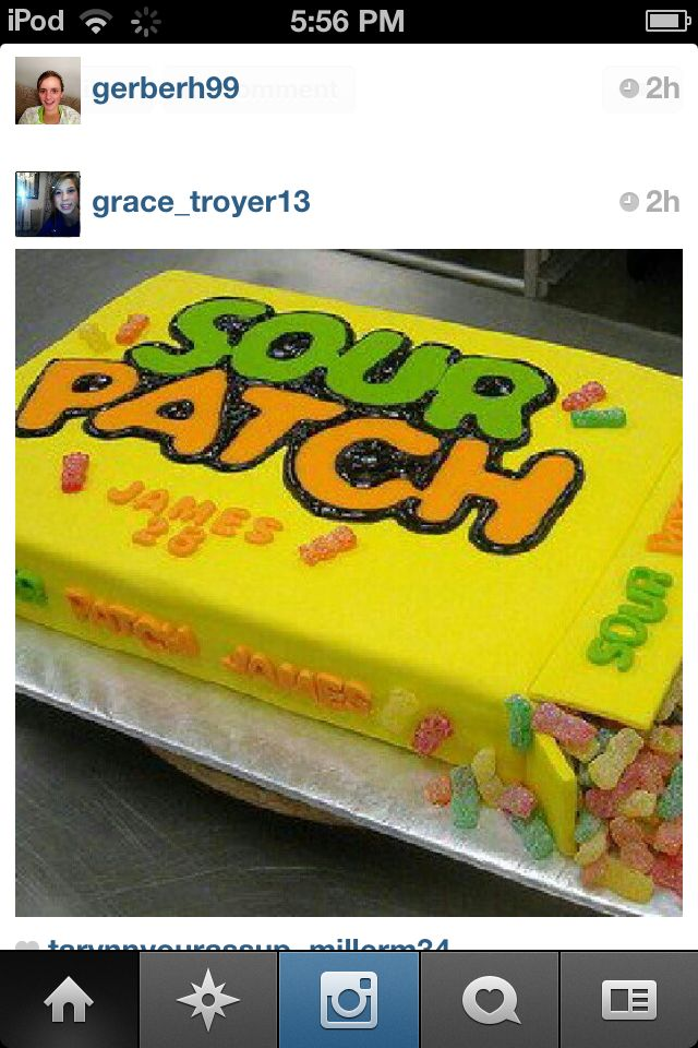 Sour patch kids my favorite candy ever along with sour gummy worms of cors