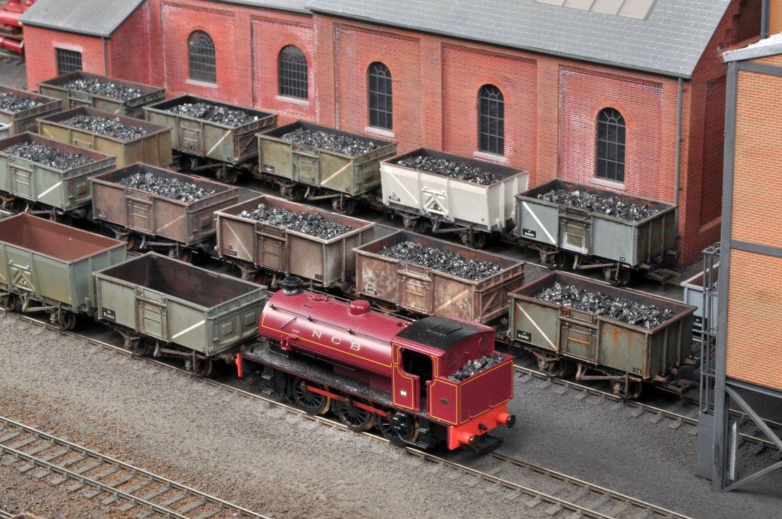 Ackthorpe Model Railway Track Plans Model Trains Model Train Scenery