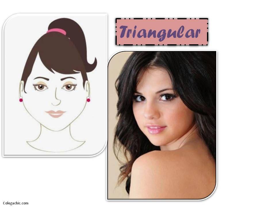 Você sabe qual o formato do seu rosto? Corre la no  blog para conferir. www.colegachic.com