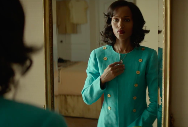 "Here's Our First Look At Kerry Washington As Anita Hill In ""Confirmation"""