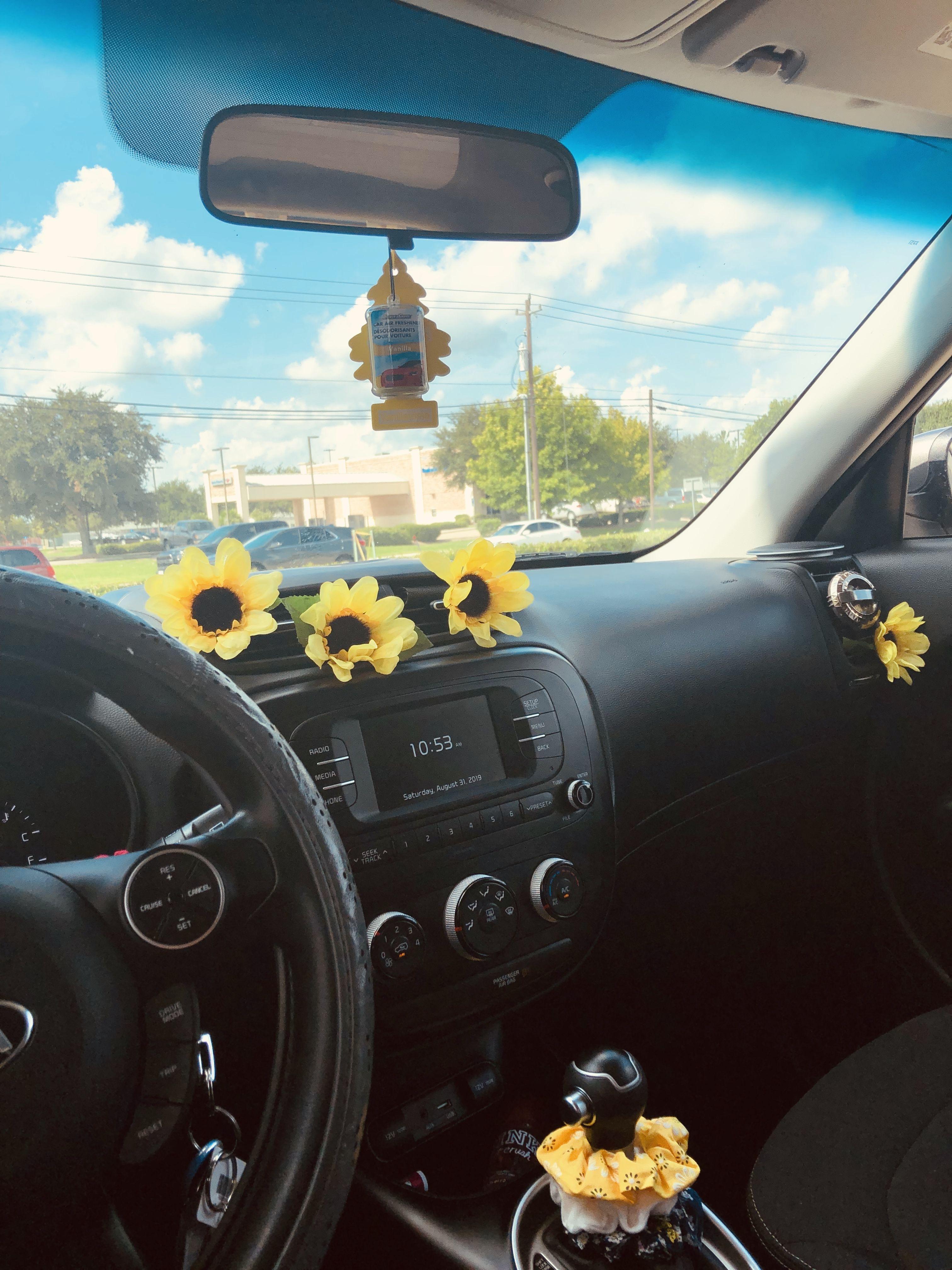 Cute car looks 💛