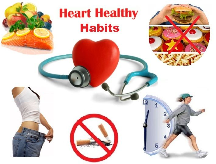 healthy heart essay