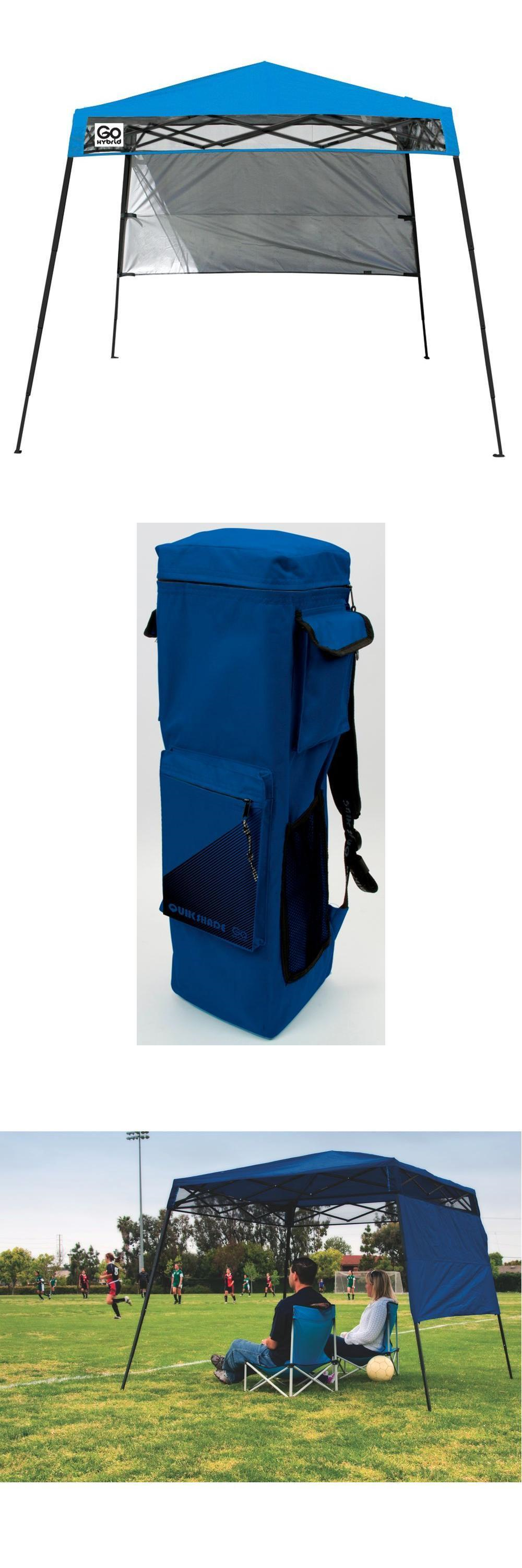 Canopies and Shelters 179011 6 Ft. X 6 Ft. Blue Compact Backpack Canopy  sc 1 st  Pinterest & Canopies and Shelters 179011: 6 Ft. X 6 Ft. Blue Compact Backpack ...