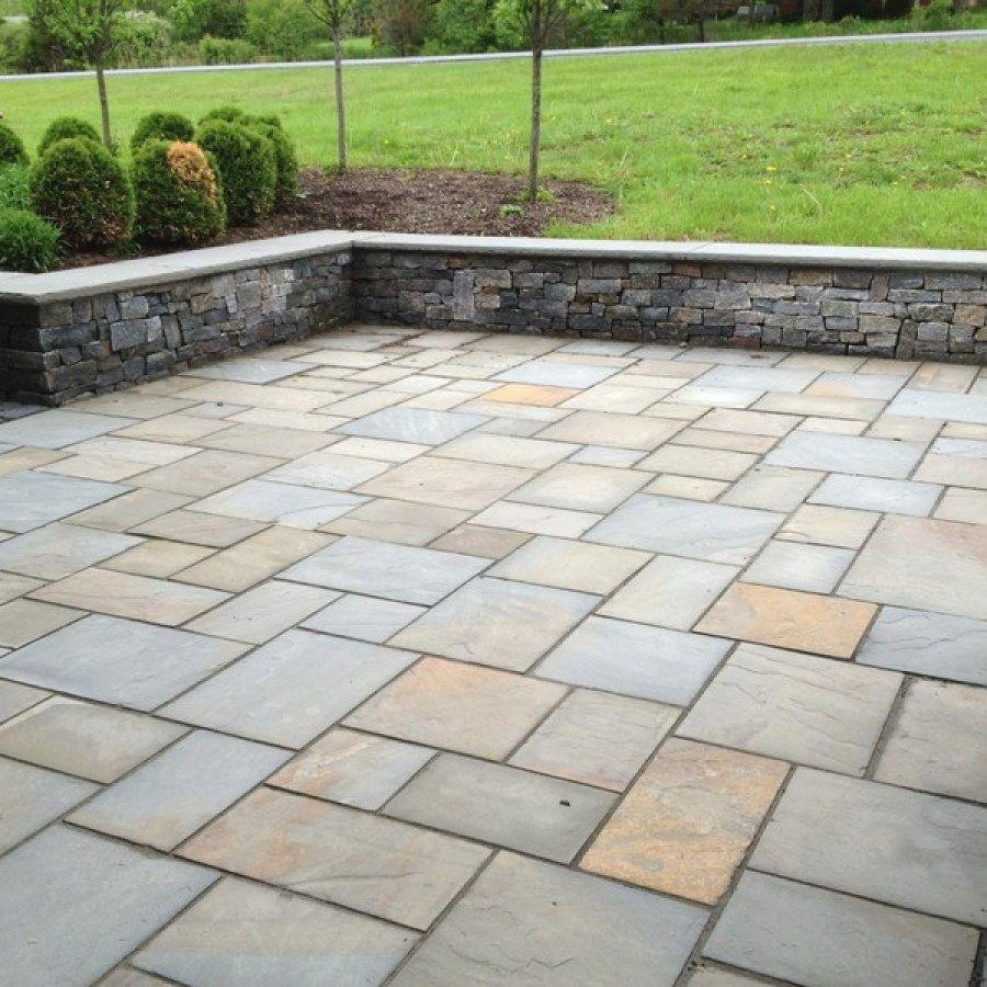 Stone Garden Walkway Ideas Patio Pavers Design Stone Patio