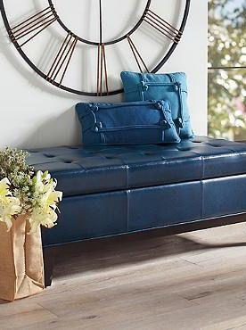Pleasant Lauren Storage Ottoman Outstanding Ottomans Ottoman Ncnpc Chair Design For Home Ncnpcorg