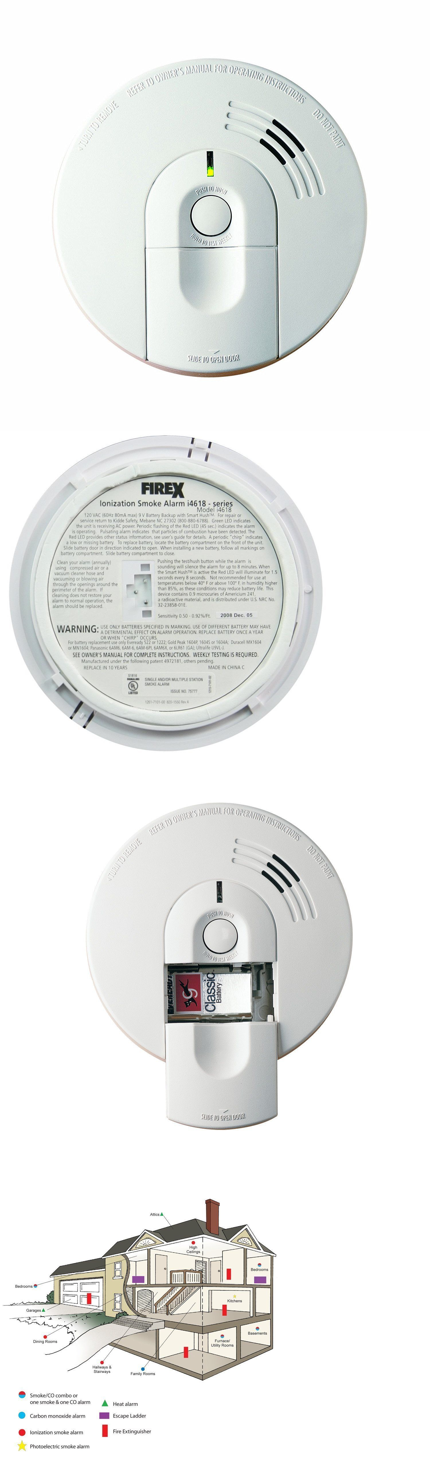Amazing Hard Wired Smoke Detectors Sketch - Everything You Need to ...