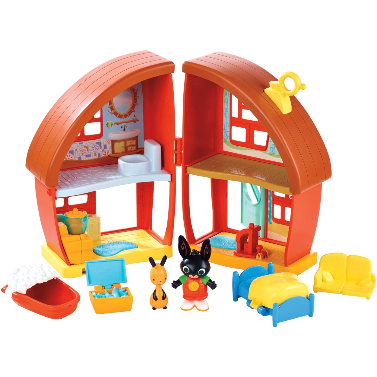 Mattel Bing Bunny Bing's House at
