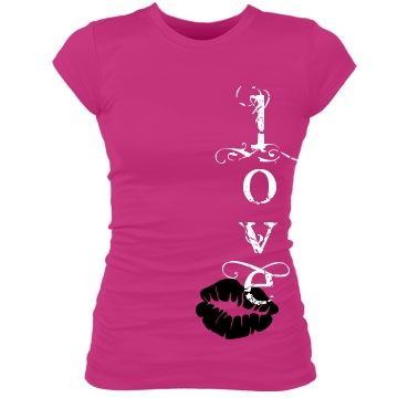 Check out this design from Customized Girl.