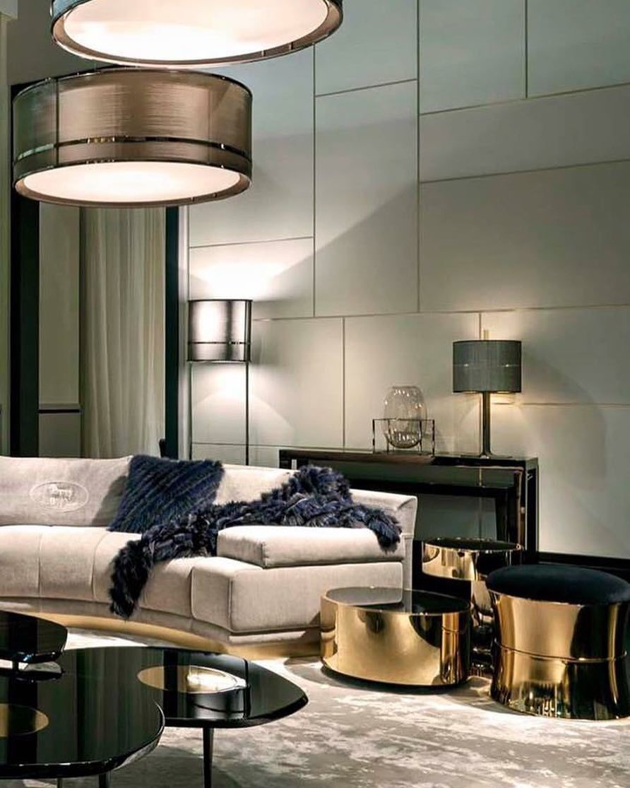 Pin By Silviany On Id Living Room Luxury Interior Design Living