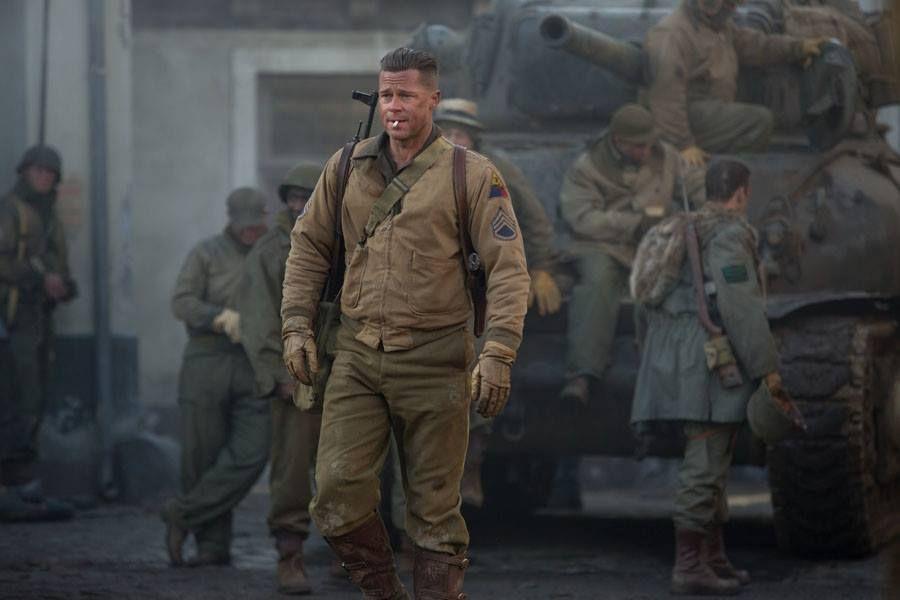 Brad Pitt | Fury