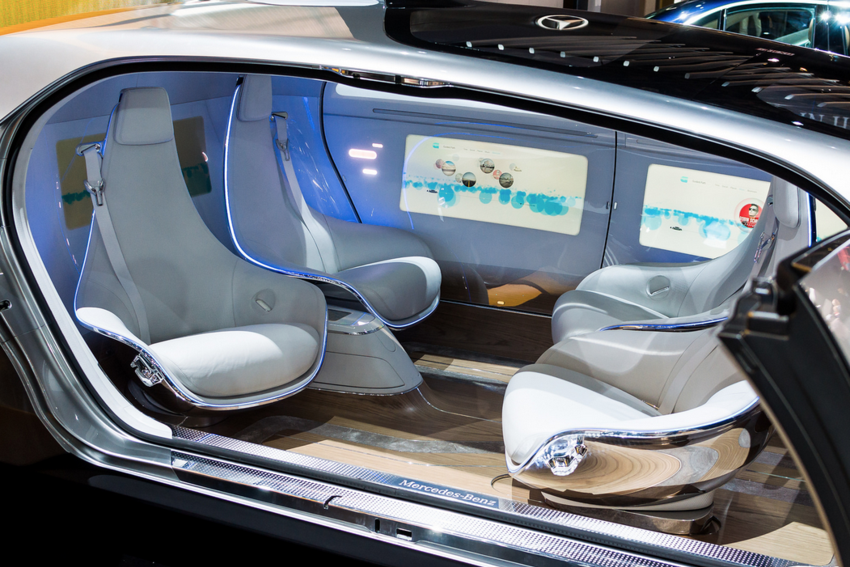 A Driverless Future Would Be Great Says The Obama Administration With Images Concept Car Design Concept Cars Car