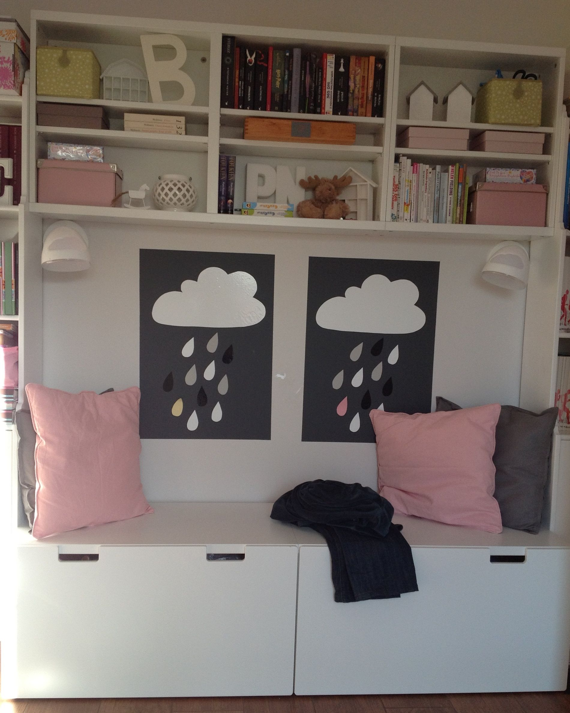 my twin girls room ikea pinterest kinderzimmer m dchenzimmer und einrichtung. Black Bedroom Furniture Sets. Home Design Ideas
