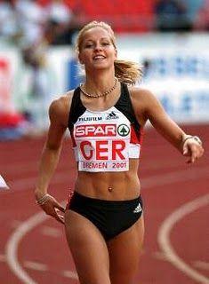 Sprinters body