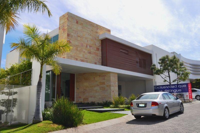 Residencia nueva en pontevedra zona de andares a un costado de puerta de hierro propiedades en - Casas en guadalajara capital ...