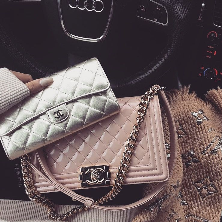 Pinterest Cosmicislander Fancy Bags Bags Chanel Bag