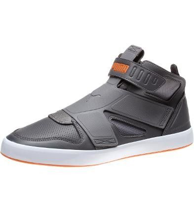 da4a818e9e7 Puma El Rey Future Mid Sneakers Heren staalblauw grijs gouden puppy -  www.freeruninnl.com-Puma L Men Sneakers107-30