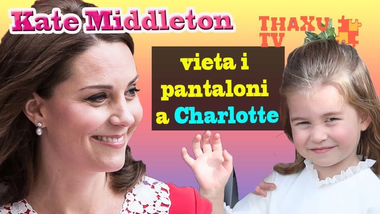 Kate Middleton svela un dettaglio dolcissimo su Louis e vieta i pantaloni a  Charlotte 666de34b5d5