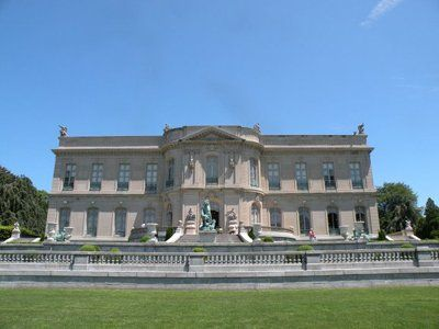 The Elms Mansion Was Summer Residence Of Mr And Mrs Edward Julius Berwind