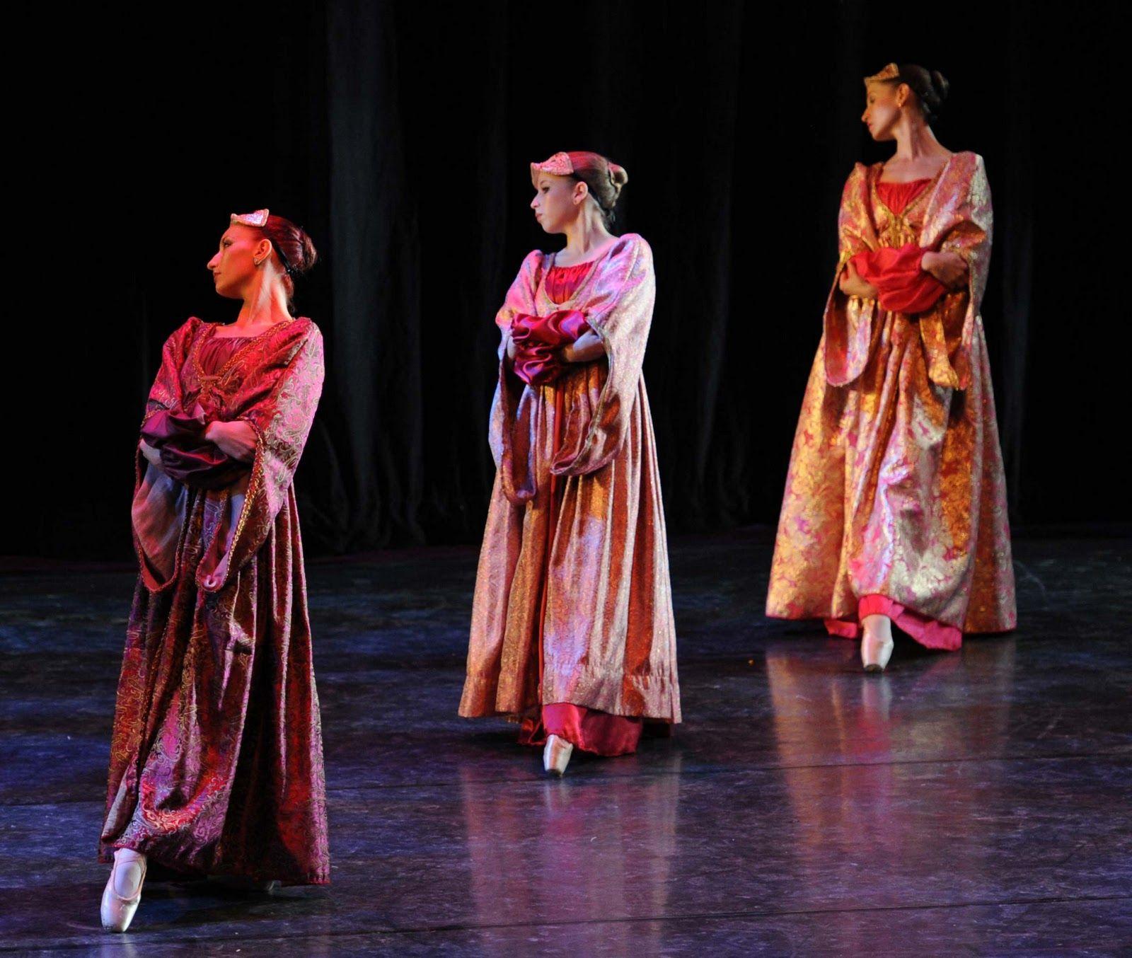 Contemporary Greek Theater Costume