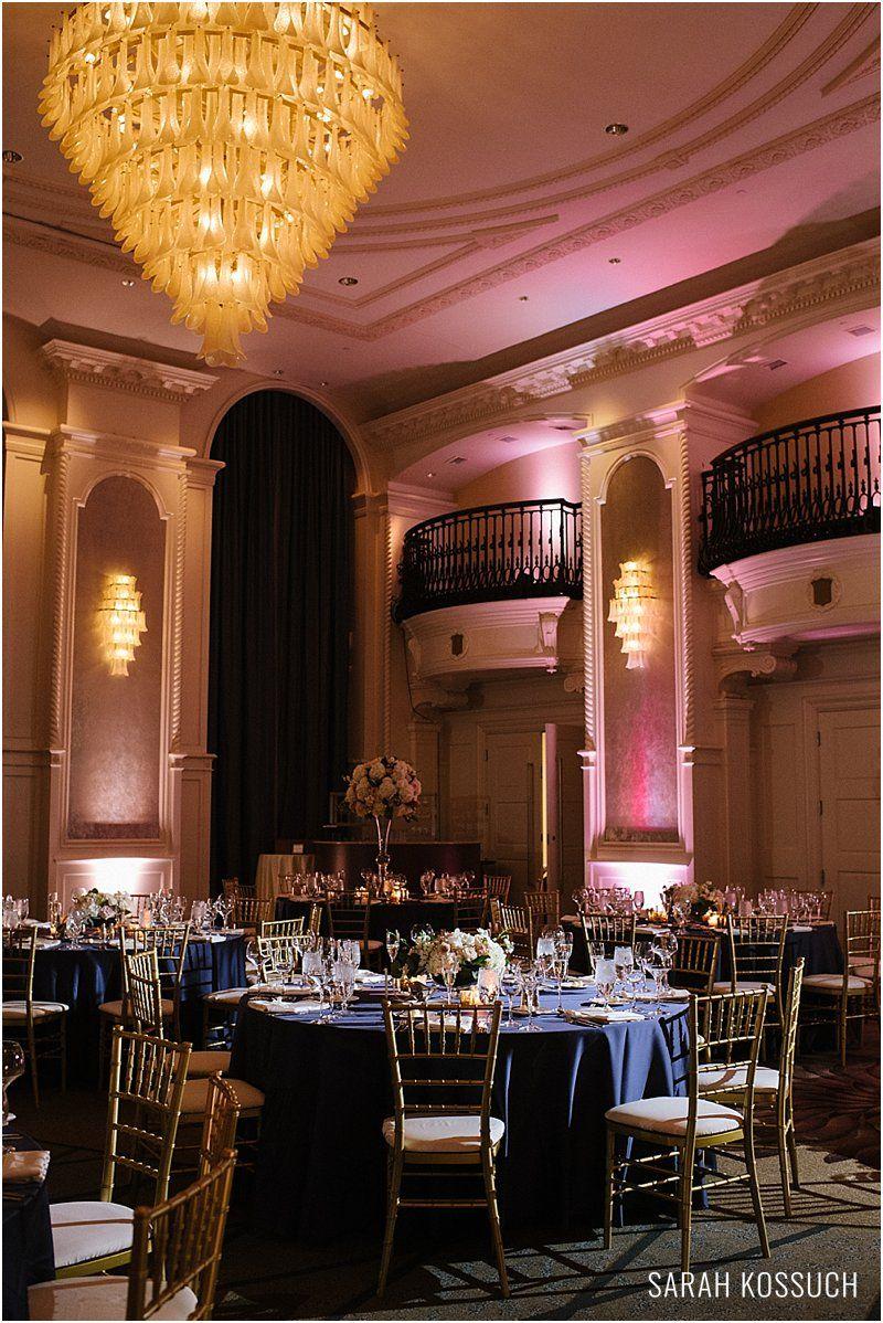 Westin Book Cadillac Detroit Wedding