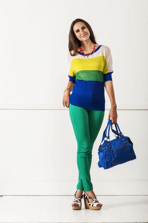 Online Styling 2012 by Laura Tylka, via Behance