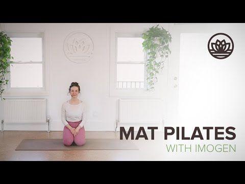 TYC Mat Pilates - Imogen
