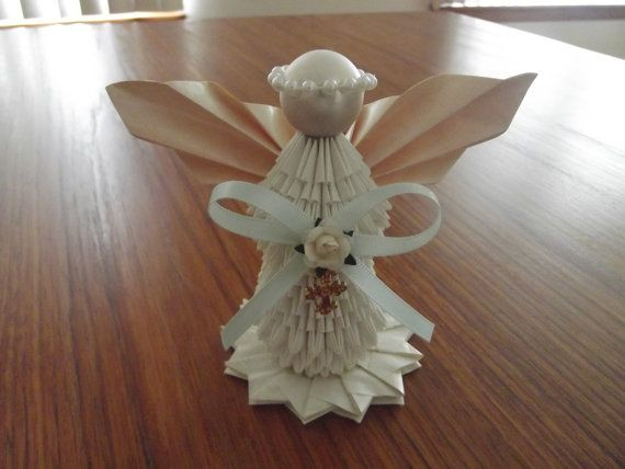 Amazing Origami Angels to Harp on About | 428x570