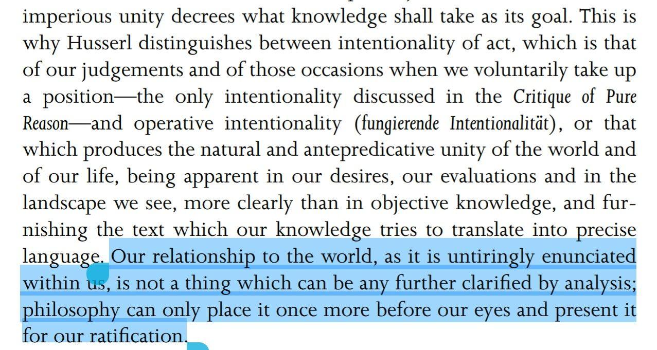 Maurice Merleau Ponty Phenomenology Of Perception Maurice Merleau Ponty Positivity Phenomenology