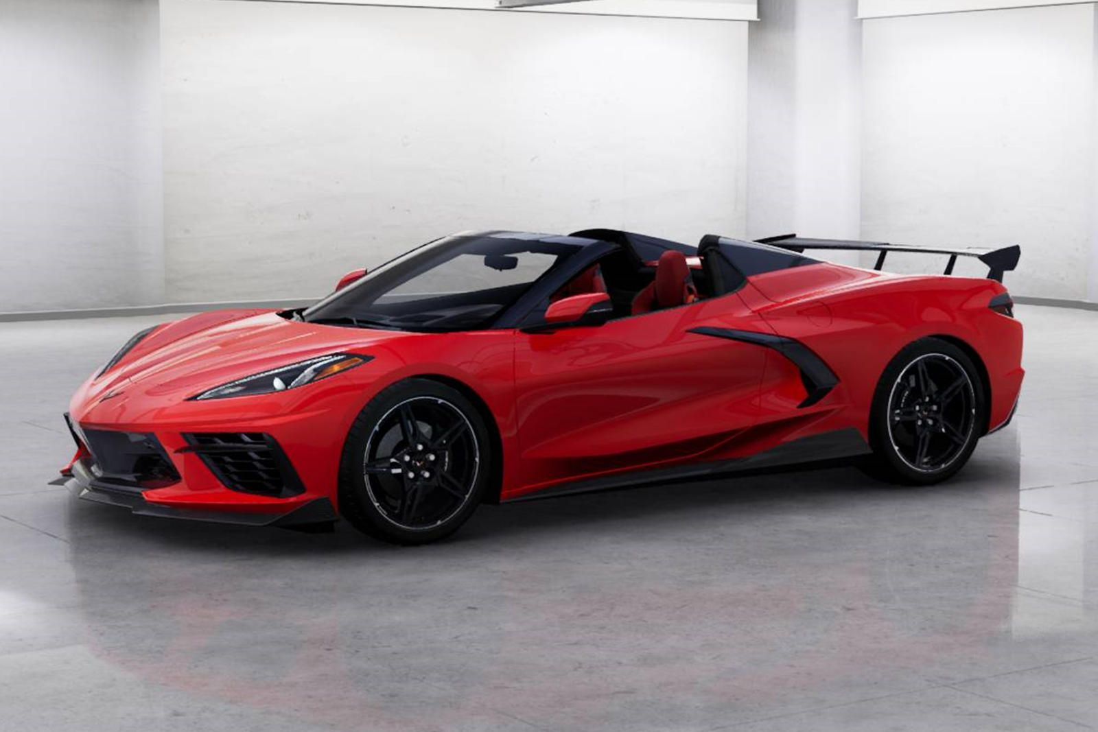 Customize Your Dream 2020 Chevrolet Corvette Convertible Corvette Convertible Chevrolet Corvette Corvette