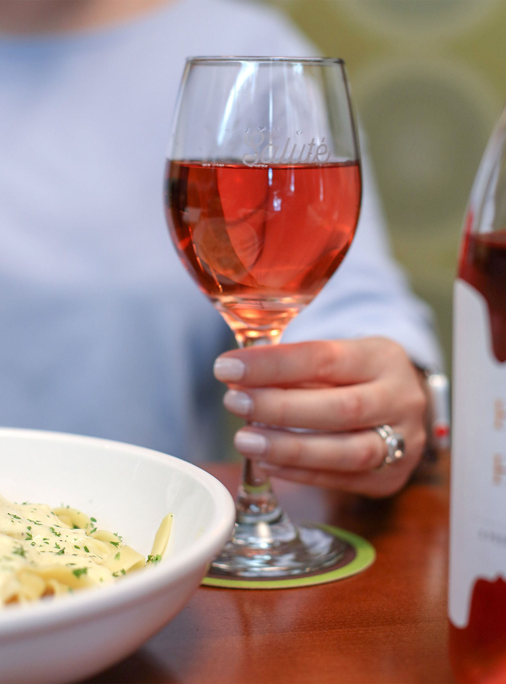 Olive Garden Launched Its Own Rosé To Go With Those