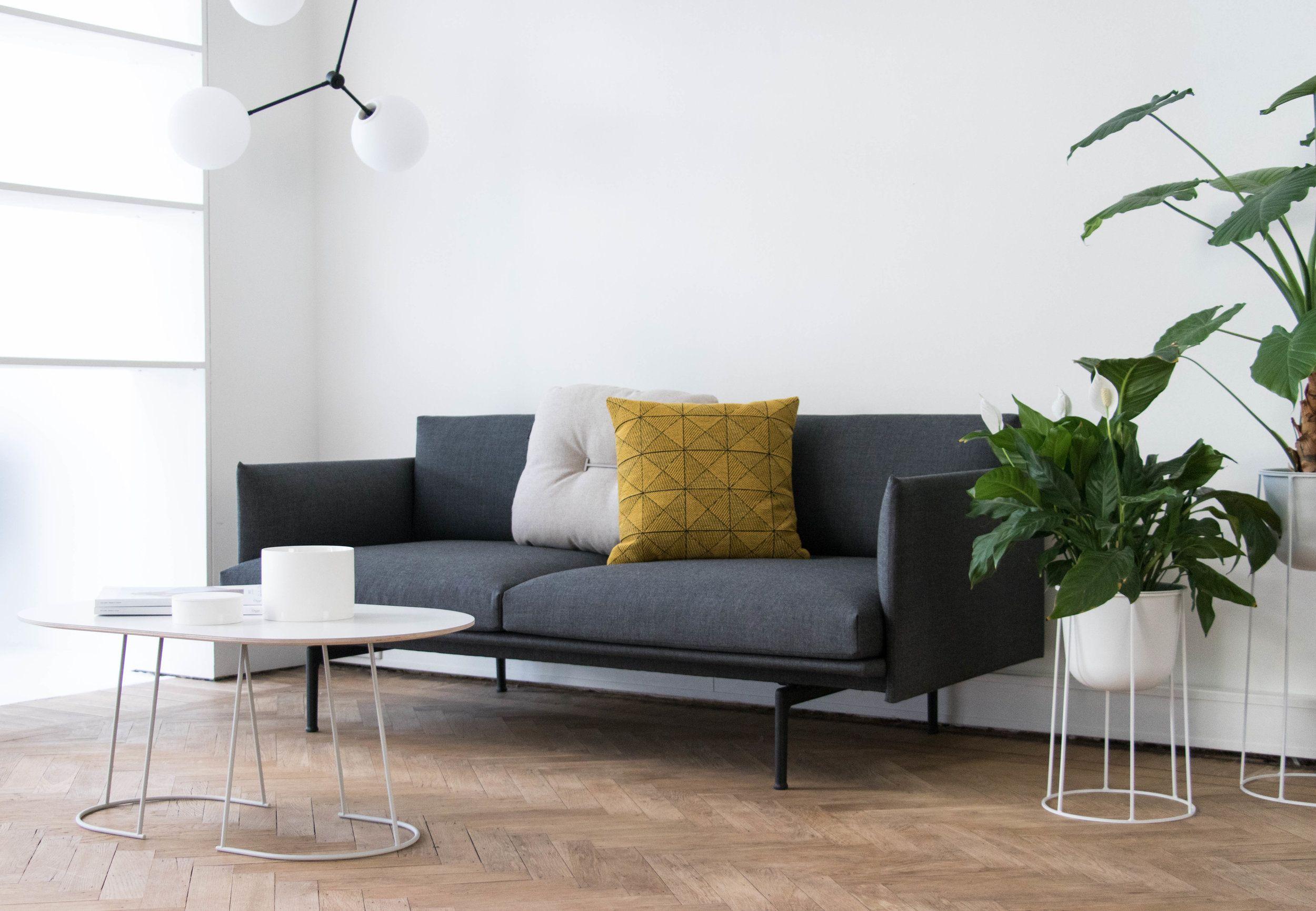 Outline Sofa Muuto Scandinavian Design Livingroom Home Interiors Styiling Woonkamerbank Sofa Interieur