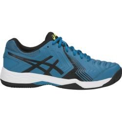 Photo of Asics men's tennis shoes Outdoor Gel-Game 6 Clay, size 44 ½ in Turkish Tile / black / white, size